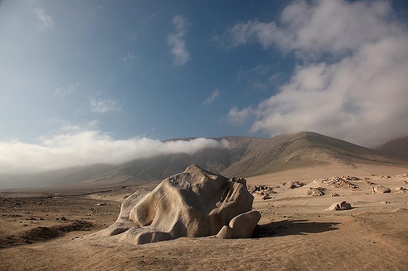 Décor minéral, Atico, Pérou - 2014