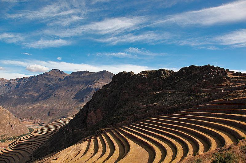 Site Inca de Pisac, Pérou - 2014