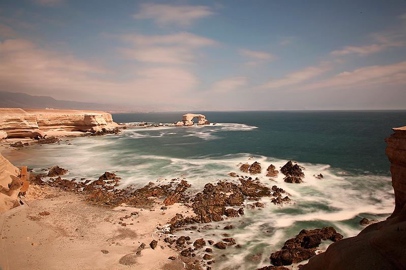 Monument naturel la Portada, Antofagasta, Chili - 2014