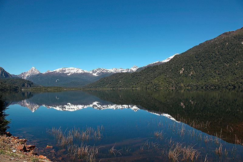 Paysages sur la Carretera Austral, Chili - 2014