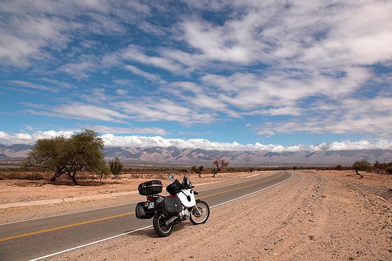 """La """"Ruta 40"""" entre Belen et Cafayate, Argentine - 2014"""