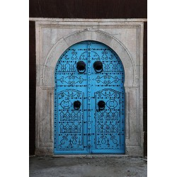 Porte traditionnelle Tunisienne