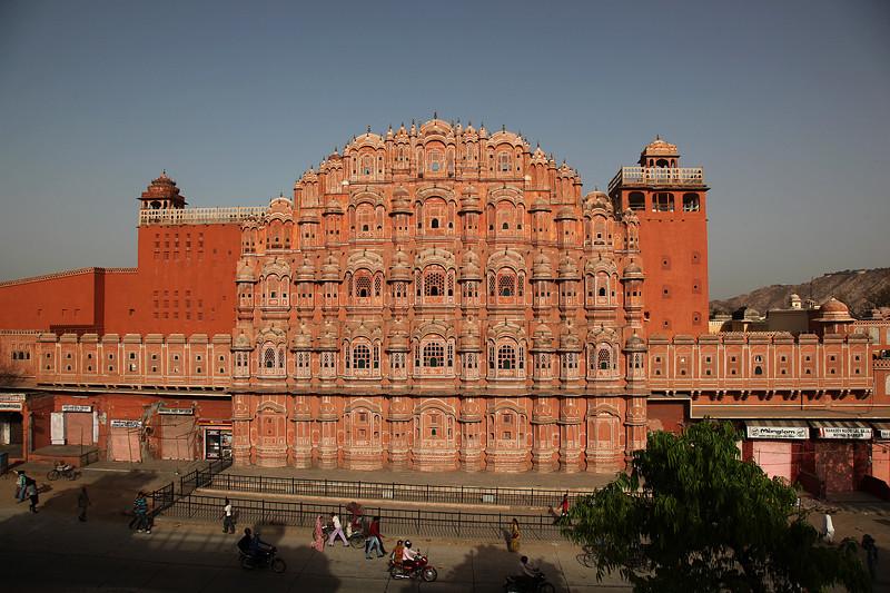 Hawa Mahal, le palais des vents - Jaipur, Inde 2012