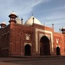 La mosquée du Taj Mahal - Agra, Inde 2012