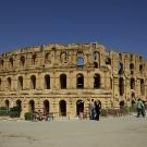 Le colisée Romain d'El Jem - Tunisie 2009
