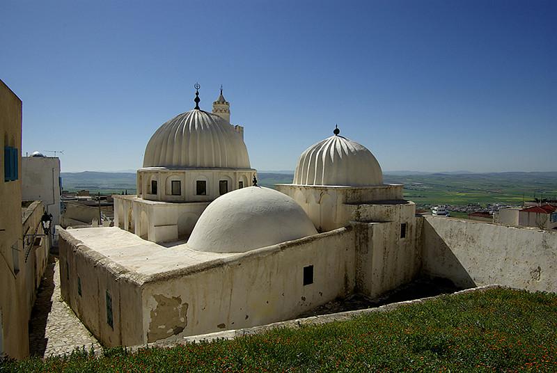 Le mausolée de Sidi Bou Makhlouf, El Kef - Tunisie 2009