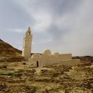 Le minaret de la mosquée des sept dormants - Tunisie 2009