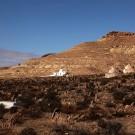 Tombes et mausolées, ancien village de Douiret - Tunisie 2012