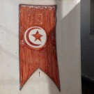 Drapeau Tunisien, El-Haouaria – Tunisie 2012