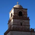 Le minaret de la grande mosquée, El Jem - Tunisie 2012