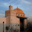 La zaouïa de Sidi Abdelkader, Kairouan - Tunisie 2012