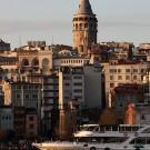 La tour de Galata, Istanbul - Turquie 2013