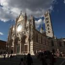 Cattedrale di Santa Maria Assunta, Sienne, Italie - août 2013