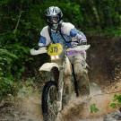 Aveyronnaise Classic 2006, sur Honda 400XR