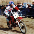 Endurance des sables Listel 1993, Honda 250CR