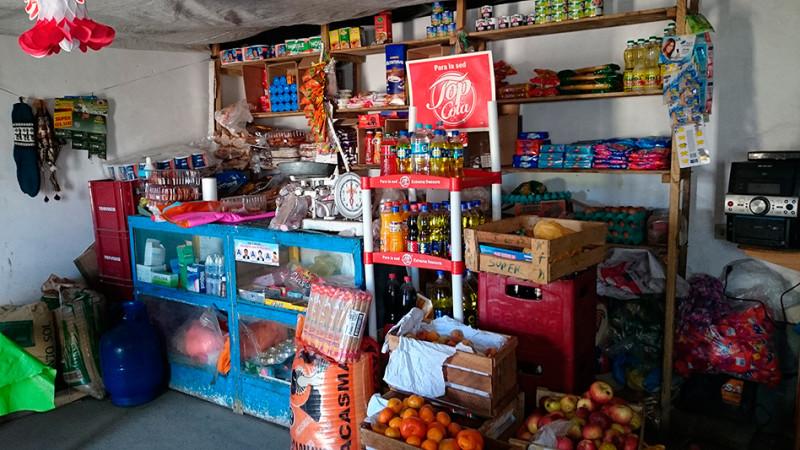 L'épicerie de Negromayo, Pérou - 2014