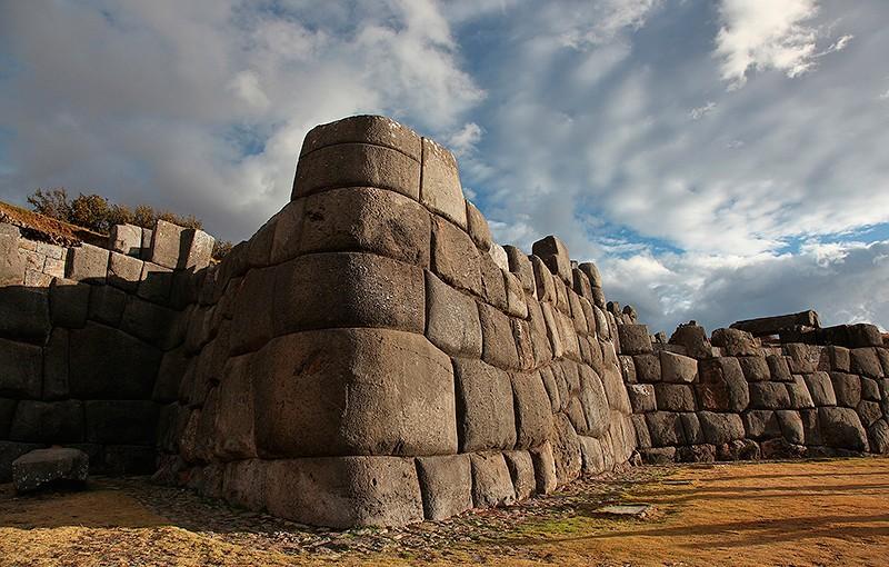 Ruines incas de Sacsayhuaman, capitale Inca, Cuzco, Pérou - 2014