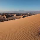 Le travail du vent sur le sable, ica, Pérou - 2014