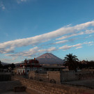 Le volcan Misti, Arequipa, Pérou - 2014