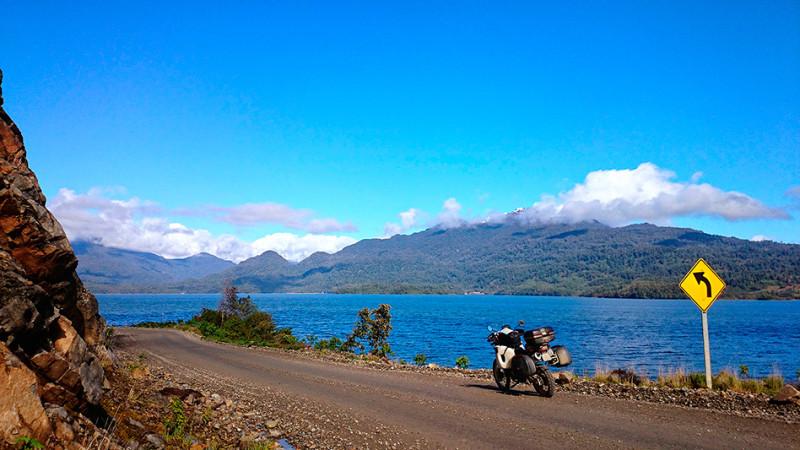 Carretera austral, Chili - 2014