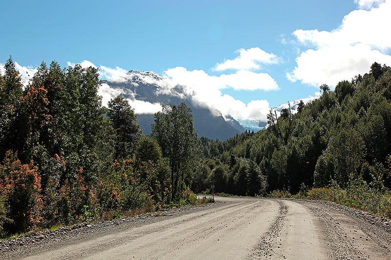 La Carretera Austral sous le soleil, Chili - 2014