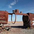 Le cimetière de trains d'Uyuni, Bolivie - 2014 - photo 05