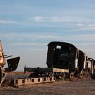 """""""El cementario de tren"""", Uyuni, Bolivie - 2014 - photo 22"""