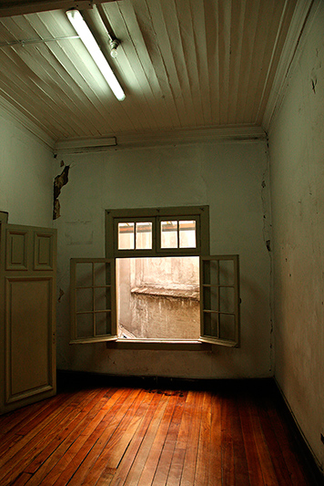 Salle d'interrogatoire et de torture, londres 38, Santiago, Chili - 2014
