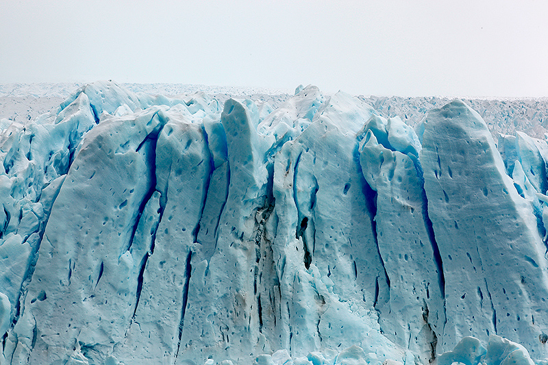 Formations glaciaires, Perito Moreno, El Calafate, Argentine - 2014