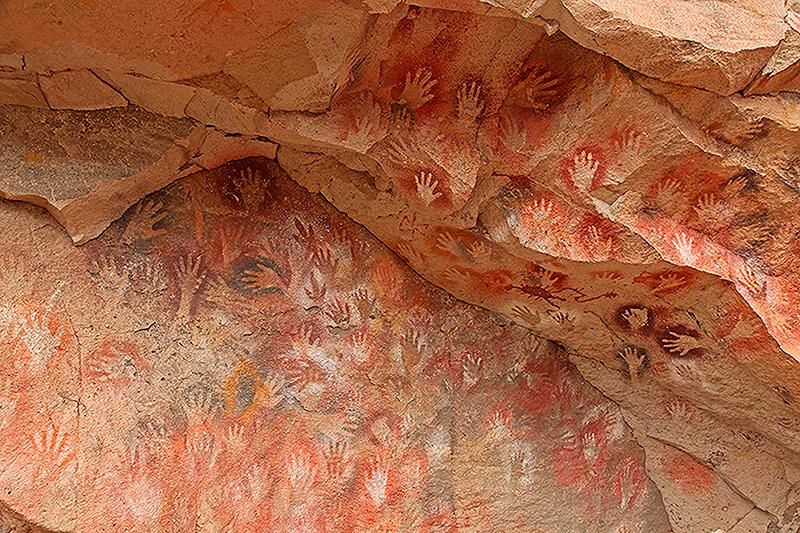 La Cueva de las Manos, Argentine - 2014