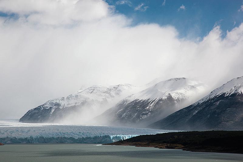 Le glacier Perito Moreno, El Calafate, Argentine - 2014