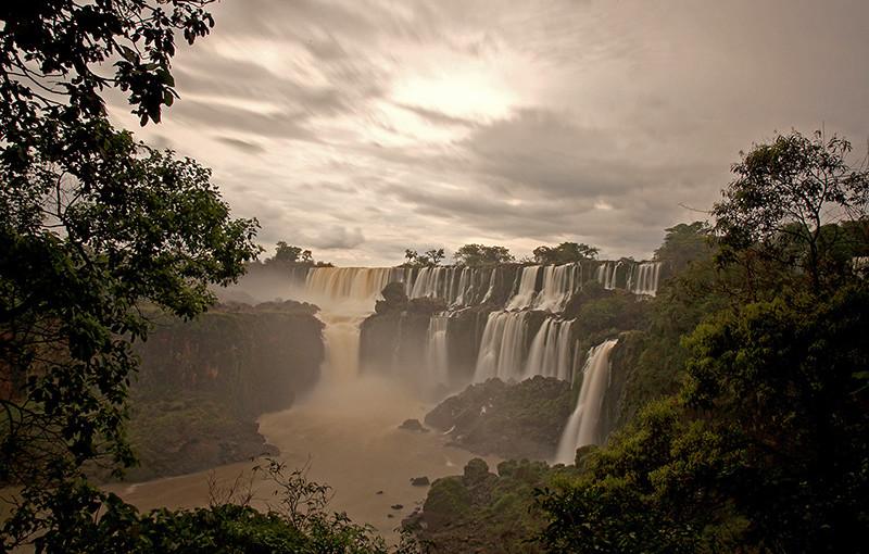 Les chutes d'Iguazu, Argentine - 2014