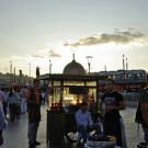 Commerçants ambulants à Eminönü, Istanbul, Turquie - 2009