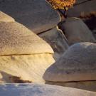 Formations de tuf volcanique façonnées par l'érosion - vallée de Pasabag (Paşabağ Vadisi), Turquie, 1999