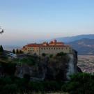 Les Météores, le monastère de Saint Stéphane, Grèce - 2009