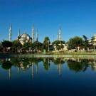 Turquie - Istanbul, la mosquée bleue - 2009