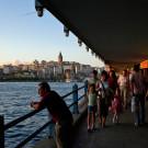 Le pont et la tour de Galata, Istanbul, Turquie - 2009