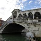 Le pont du Rialto, Venise, Italie - 2009