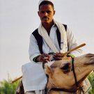 Chamelier, village de Karaba - Vallée du Nil, Soudan, 2000