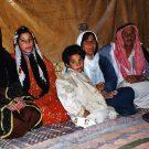 Famille de Bédouins - Frontière Irakienne, Al Hol, Syrie, 1999