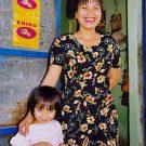 Jeune femme et sa fille - Vietnam, 1999
