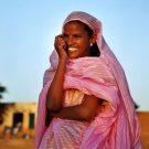 Jeune femme - Chinguetti, Mauritanie, 2004