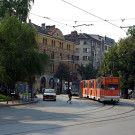 Scène de rue, Sofia, Bulgarie - 2009