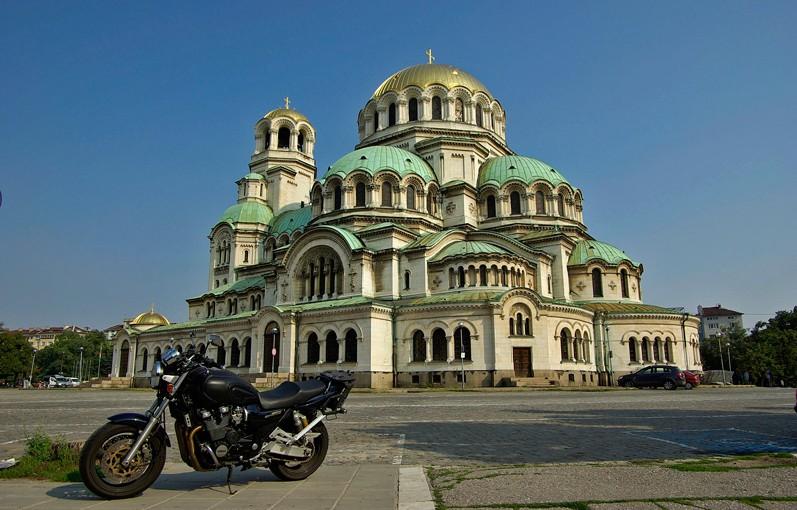Diaporama de voyage  : 15 jours en Europe à moto