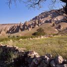Vallée d'Ihlara, Cappadoce, Turquie, 2005