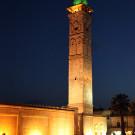 Minaret de la mosquée des Omeyades, Alep, Syrie, 2010