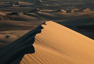 Dunes de l'oasis de Huacachina